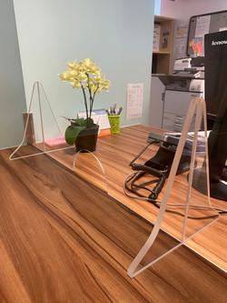 Freestanding on Desk ADA-Wheelchair