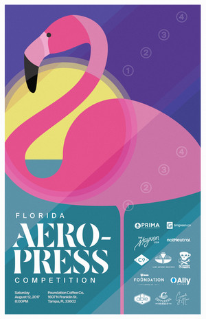 FLORIDA AEROPRESS COMPETITION