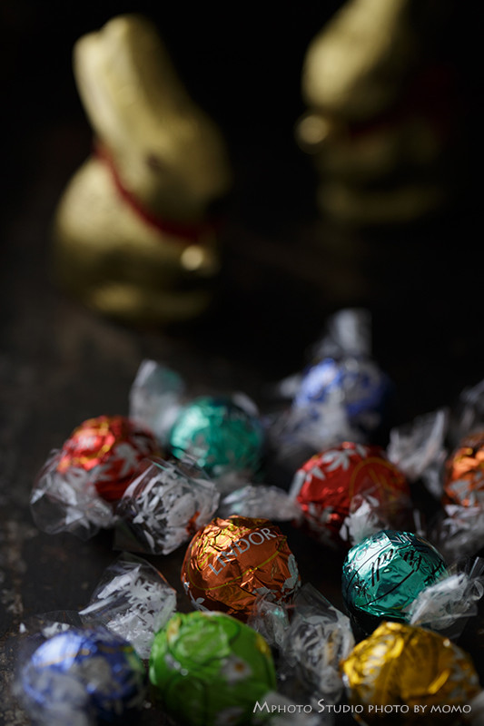 Lindtチョコ・リンドール