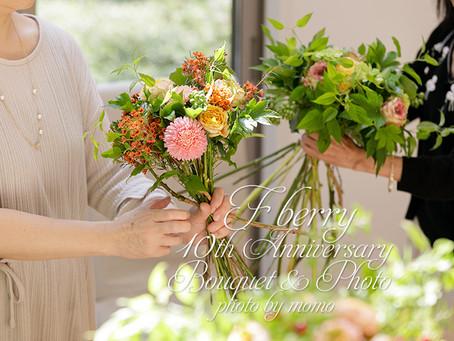 F berry Flower School 10周年記念イベントへ出張フォトレッスン(その2)