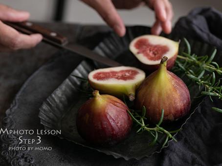 Mphoto Lesson Step3・5回目レポ(ローキー写真)
