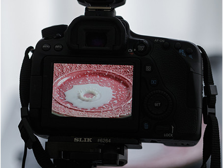 Mphoto Lesson Sessionクラス12月レポ(MilkCrown)