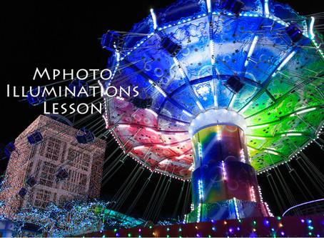 【ご案内】MphotoLessonメンバー限定@イルミネーション撮影レッスン