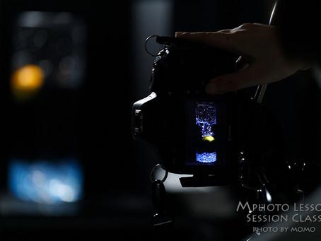 Mphoto Lesson Sessionクラス8月レポ(水しぶき)