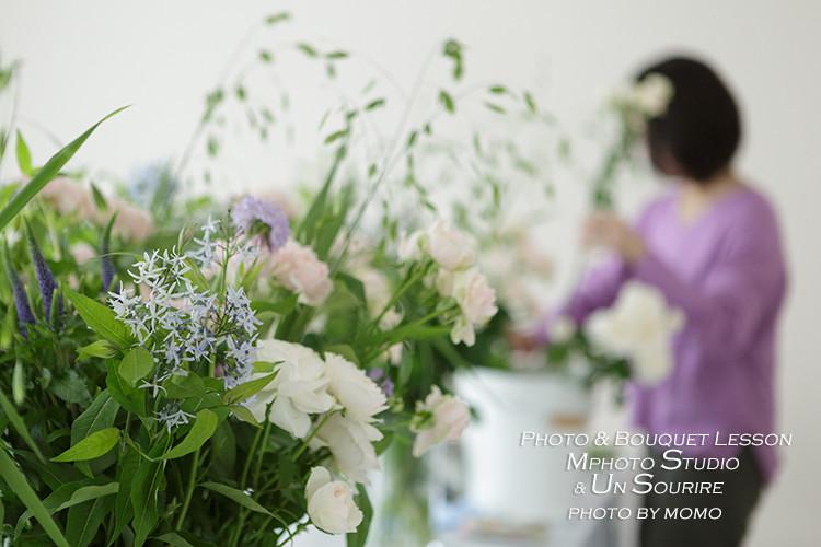Photo & Bouquet Lesson