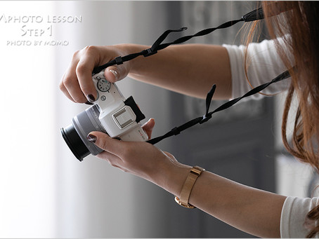 Mphoto Lesson Step1・2回目レッスンレポ
