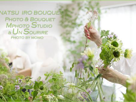 メンバーイベント「季節の花を束ねるブーケ&撮影会」  Bouquet & Photo Lesson