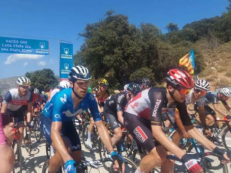 La Vuelta comes to CHS!