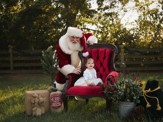 Huntsville TX Santa