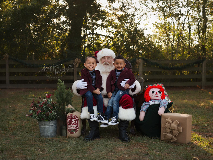 Best Santa Photos Houston