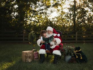 Story with Santa