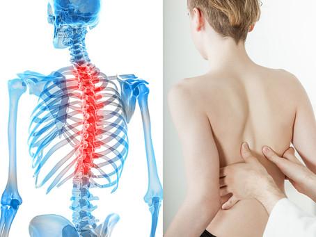 Коррекция и вправление грудного отдела позвоночника- способ устранить боль!