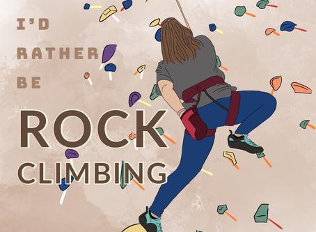 Surviving COVID-19 & Rock Climbing