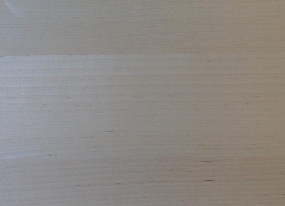 Birke furniert MDF 600x300x3 mm