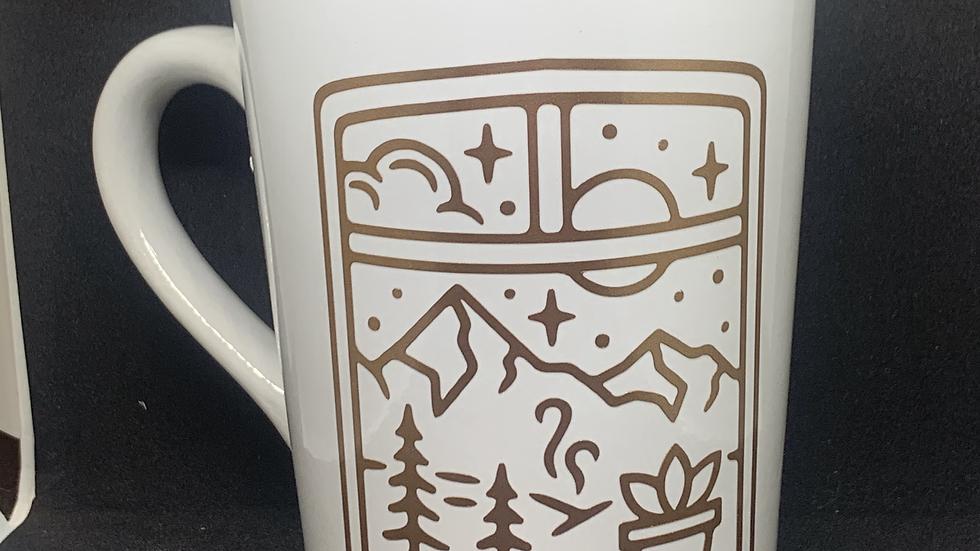 Mountain View 14oz Mug