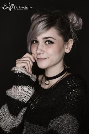 Zayuri Twitch Streamerin Portrait