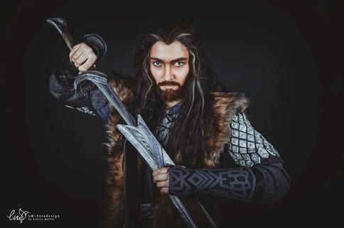 Thorin Eichenschild Cosplay