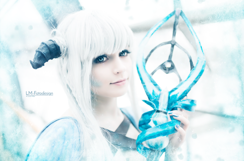 Poro League of Legends Cosplay