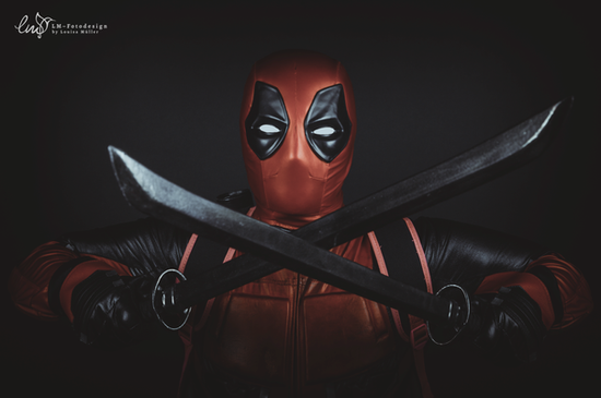 Deadpool Cosplayer