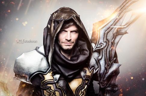 Nightshift Cosplay Diablo