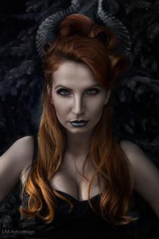 Demon Portrait