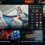 Morgana League of Legends Launcher _ Cli