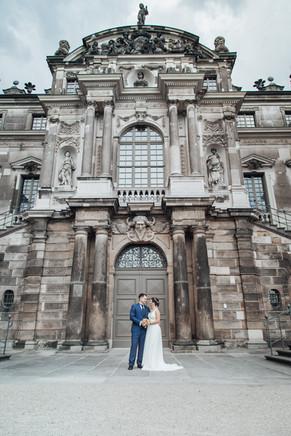 Dresden Hochzeit Schloss