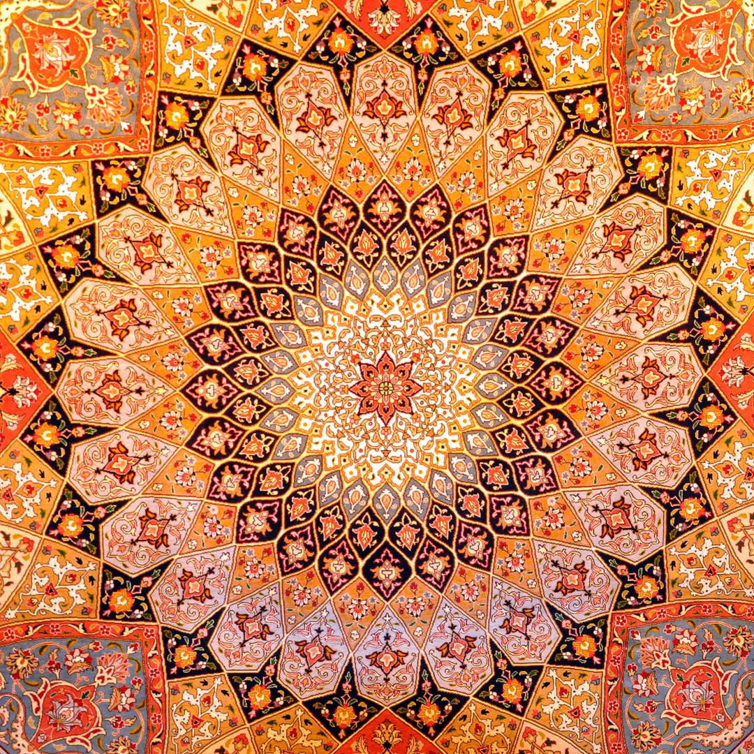 Tabriz - 16th Century Dome Design