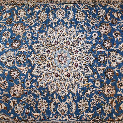 Nain - Traditional Blue