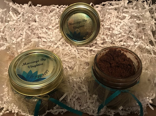 Chocolate Mint Body Scrub