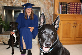 """""""Tasha"""" and graduate"""