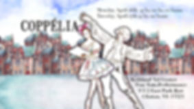 coppelia, tiny tots performance at the KAC in Clinton