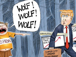 The Democrats Who Cried Wolf