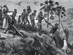 How Blacks Enslaved and Colonized (Just Like Whites!)