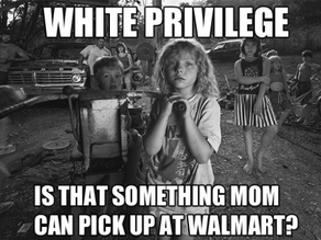 The Insincerity of White Privilege