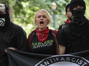 Don't Lump Me In With Radical White Losers in Portland
