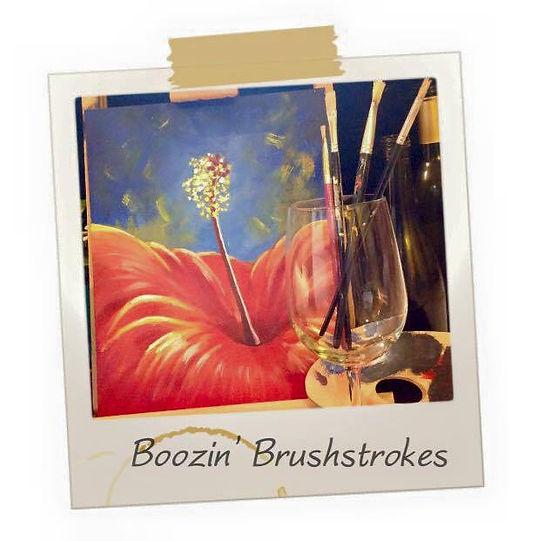Boozin' Brushstrokes
