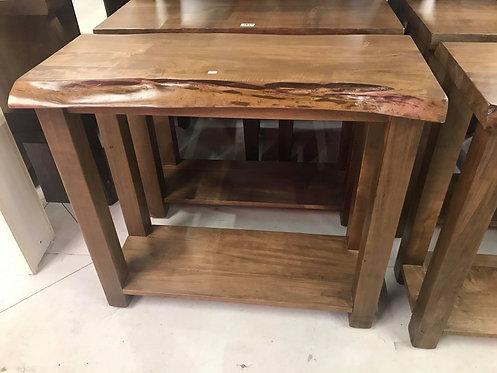Mennonite Live Edge 4' Hallway Table