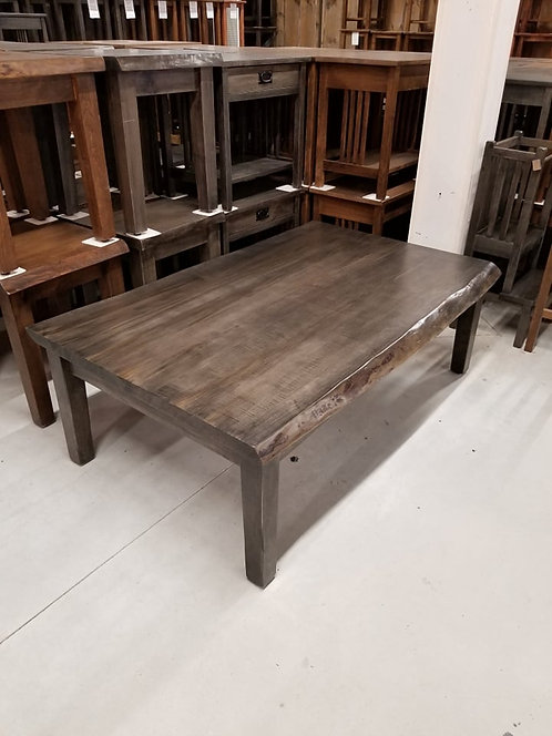 Mennonite 3' by 5' Live Edge Coffee Table