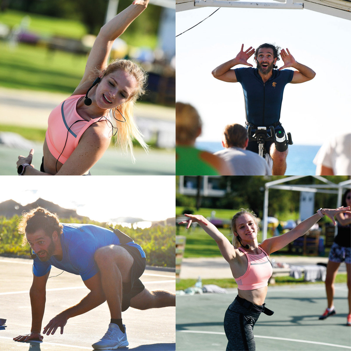 FITNESS EVENTS