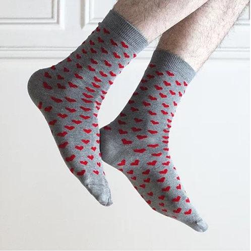 Chaussettes à Coeur