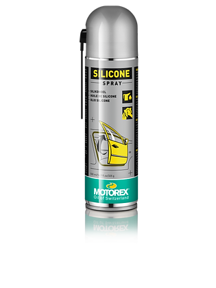 MOTOREX SILICONE SPRAY 500ML