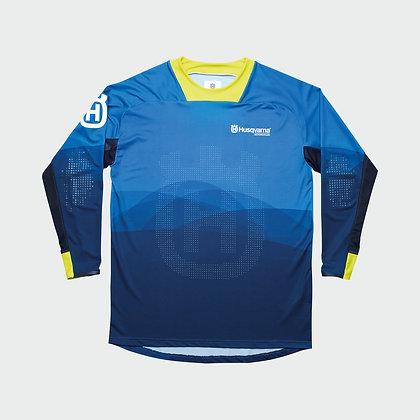 Hqv Gotland Shirt Blue Xl
