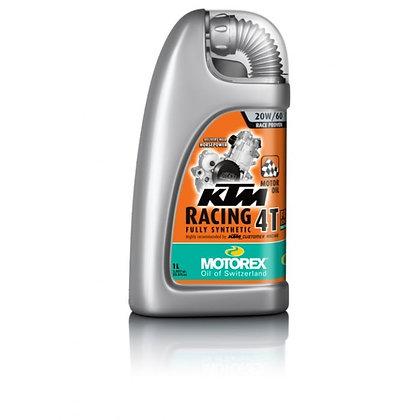 MOTOREX KTM RACING 4T SAE 20W/60