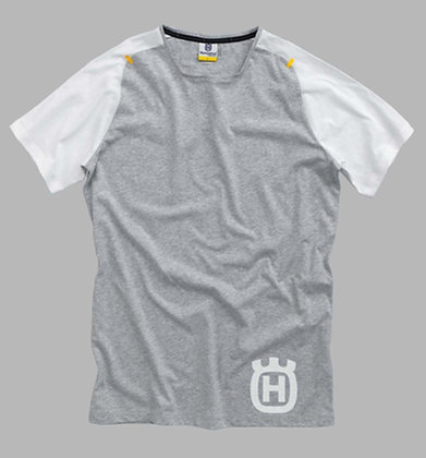 Hqv Progress Tee White S