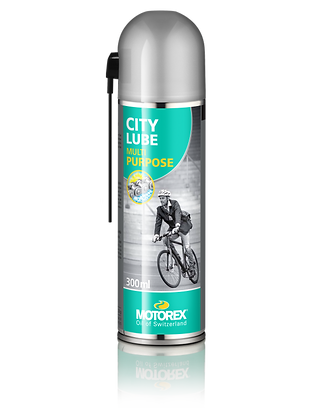 MOTOREX CITY MOTOLUBE SPRAY 300ML