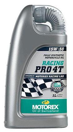 MOTOREX RACING PRO 4T 15W50