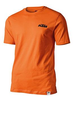 Ktm Racing Tee Orange