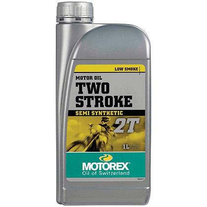 MOTOREX TWO STROKE 2T SEMI SYN