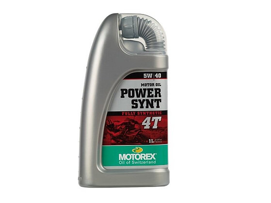 MOTOREX POWER SYNT 4T SAE 10W/
